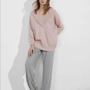 J.Ing Pink Tessa Knit Sweater